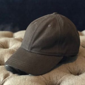 MADEWELL Ciao For Now Canvas Baseball Cap